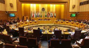 جامعة الدول العربية-المنتصف
