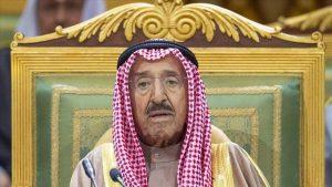 الشيخ صباح الجابر -المنتصف