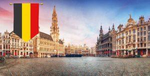 بلجيكيا -المنتصف