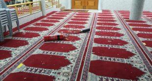 مسجد سدني -المنتصف