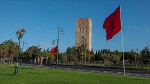 المغرب -المنتصف