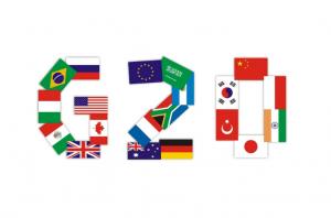 مجموعة العشرين -المنتصف