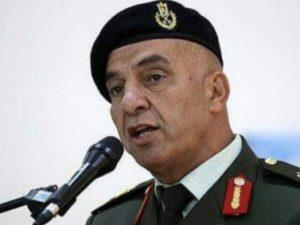 اللواء عدنان ضميري -المنتصف