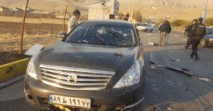 اغتيال العالم الإيراني -المنتصف