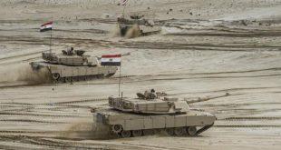 الجيش المصري - المنتصف