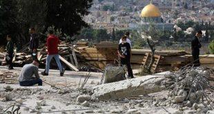 القدس - المنتصف