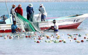 صيادو الأسماك - المنتصف