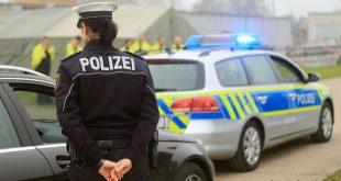 الشرطة الألمانية -المنتصف