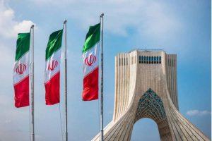 إيران -المنتصف