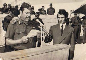 الإذاعة الأردنية -المنتصف