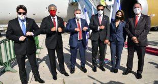 البحرين إسرائيل -المنتصف