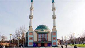 المسجد الكبير هولندا -المنتصف