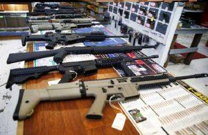 اسلحة امريكية - المنتصف