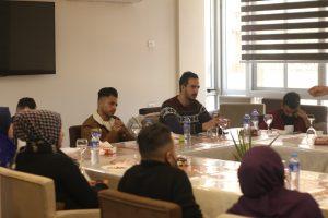 لقاء تدريبي مركز جمال