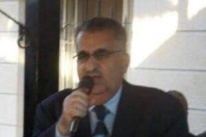 علي عمر فريج -المنتصف