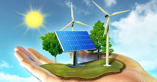 الطاقة النظيفة -المنتصف