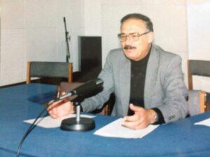محمود ابو عبيد -المنتصف