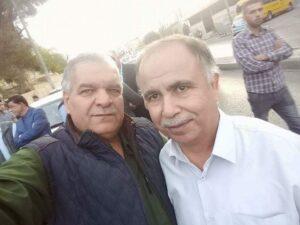 عبد الفتاح فرحان،اسعد خليفة -المنتصف
