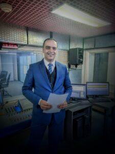 احمد الشبلي -المنتصف