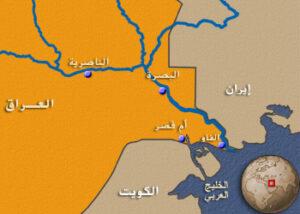 العراق الفاو -المنتصف