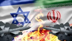 إيران وإسرائيل -المنتصف