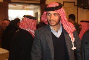الأمير حمزة بن الحسين -المنتصف