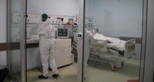 مستشفى كورونا -المنتصف