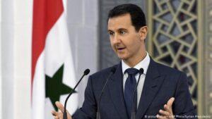 بشار الأسد -المنتصف