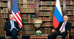 بوتين و بايدن -المنتصف