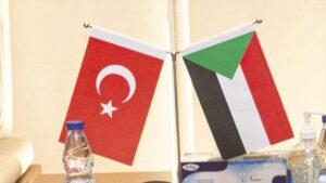 السودان وتركيا -المنتصف