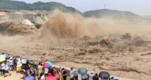 فيضانات الصين -المنتصف