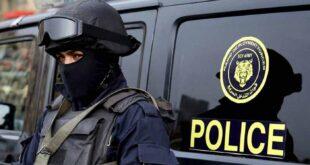 الشرطة المصرية - المنتصف