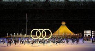 أولمبياد طوكيو -المنتصف