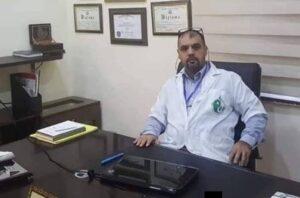 د.حازم الجولاني - المنتصف