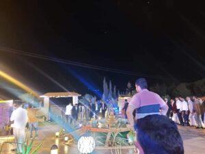 حفل حمزة الشطناوي - المنتصف
