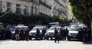 الأمن الجزائري - المنتصف